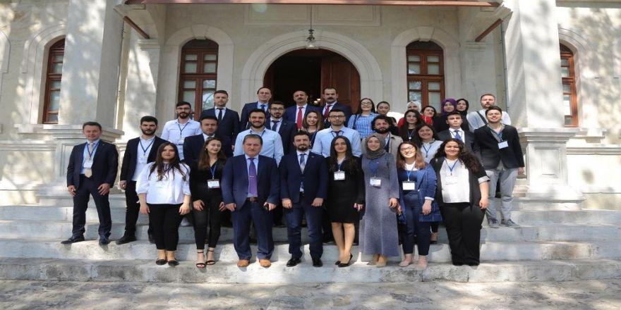 Kbü'de 3. Ulusal Safranbolu Ekonomi Öğrencileri Kongresi Başladı