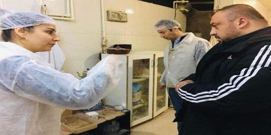 Zonguldak'ta 200 Gıda İşletmesinde Denetim Yapıldı