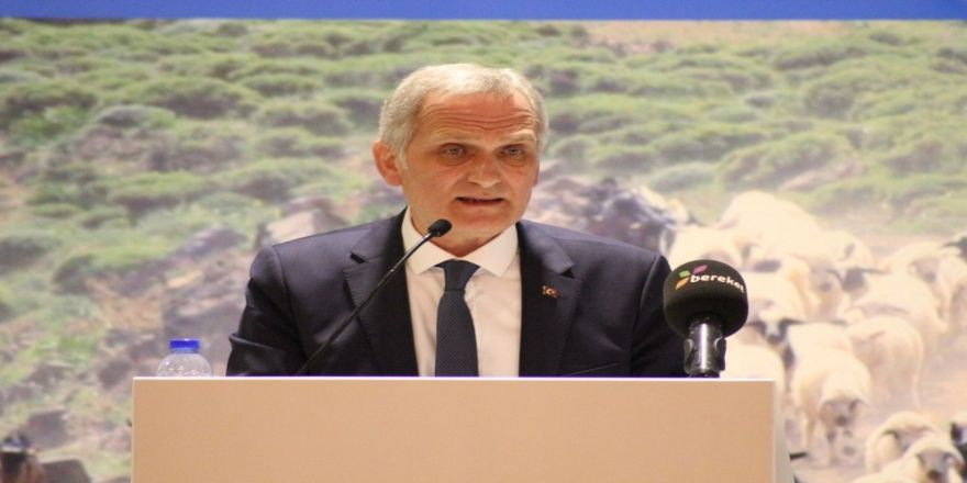 """Gıda Ve Kontrol Genel Müdürü Sinan: """"Küpeleme Birliklere Devredilecek"""""""