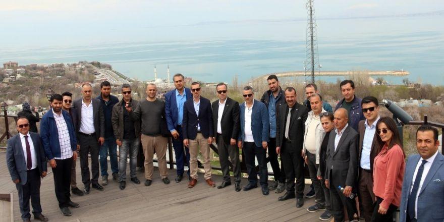 Türsab'tan Edremit'e Çıkarma