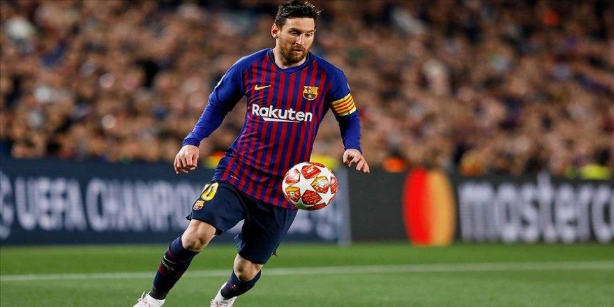 Katalonya yönetiminden Messi'ye ödül