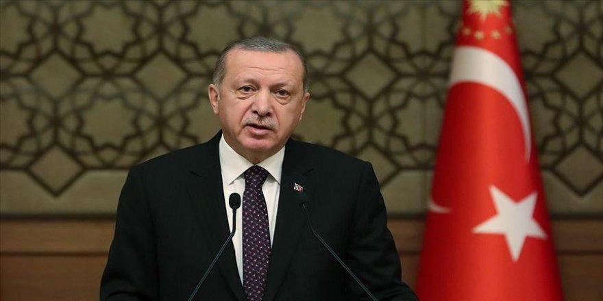Erdoğan'dan Venezuela mesajı