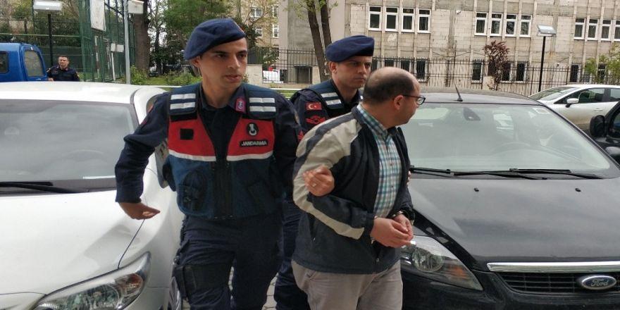Fetö'den 6 Yıl 3 Ay Cezası Bulunan Öğretmen Tutuklandı