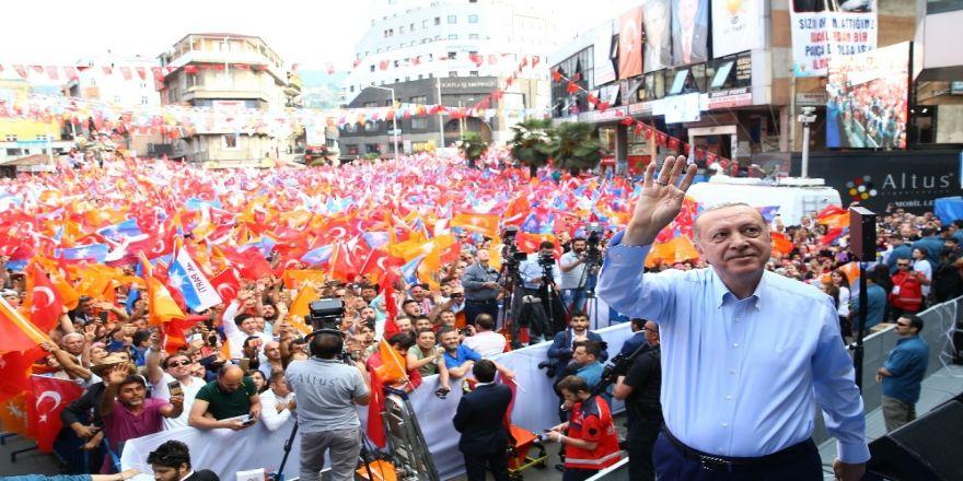 Cumhurbaşkanı Erdoğan'ın İşçi Sözünün Ardından 500 İşçi Daha Kurayla Belirlenecek
