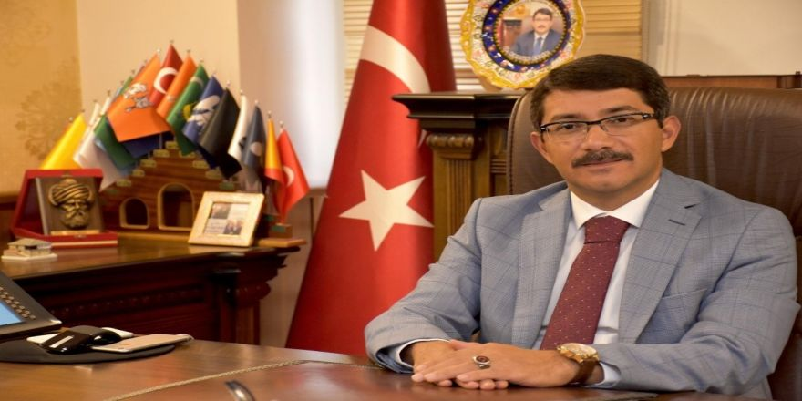 Başkan Çelik Türk Dünyası Belediyeler Birliği Yönetimine Seçildi