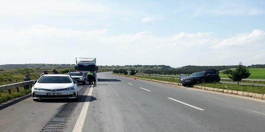 Kahramanmaraş'ta Trafik Kazası: 2 Ölü, 1 Yaralı