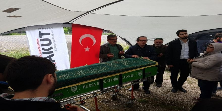 Bursa'da Patlamada Vefat Eden Şura Şensoy İçin Tören