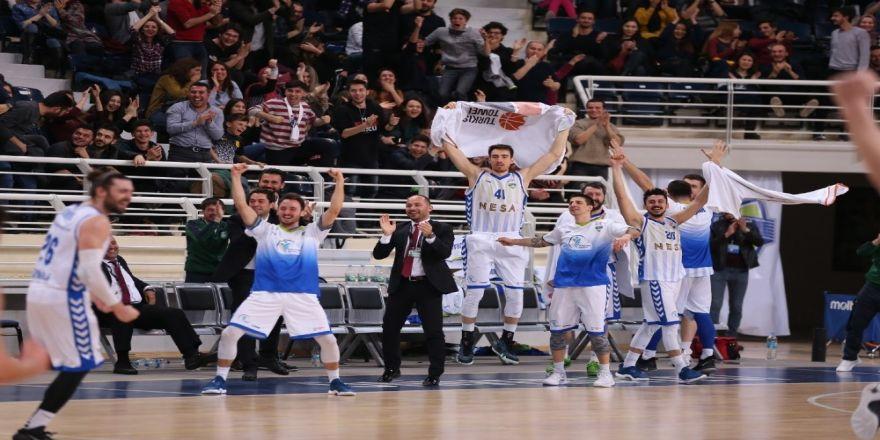 Avrupa Basketboluna Merkezefendi İmzası