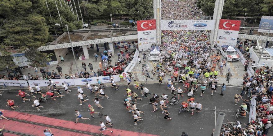 100 Binlerce İnsan 5 Mayıs'ta Wings For Life World Run İle 'Koşamayanlar İçin Koşacak'