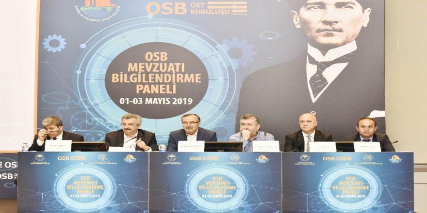 Osb'ler Türkiye'nin Üreten Gücü Haline Geldi