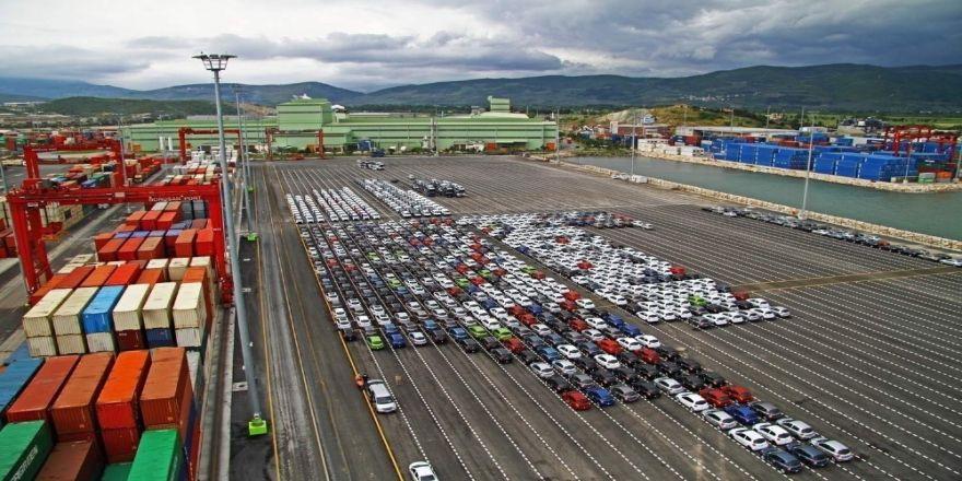 Otomotiv İhracatı Nisan'da 2,6 Milyar Dolar Oldu