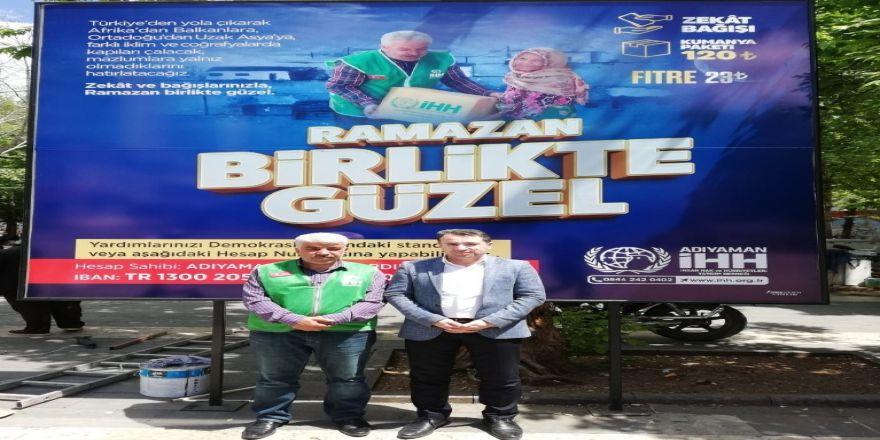 Adıyaman'da Ramazan Ayı Kumanya Dağıtımı Başladı