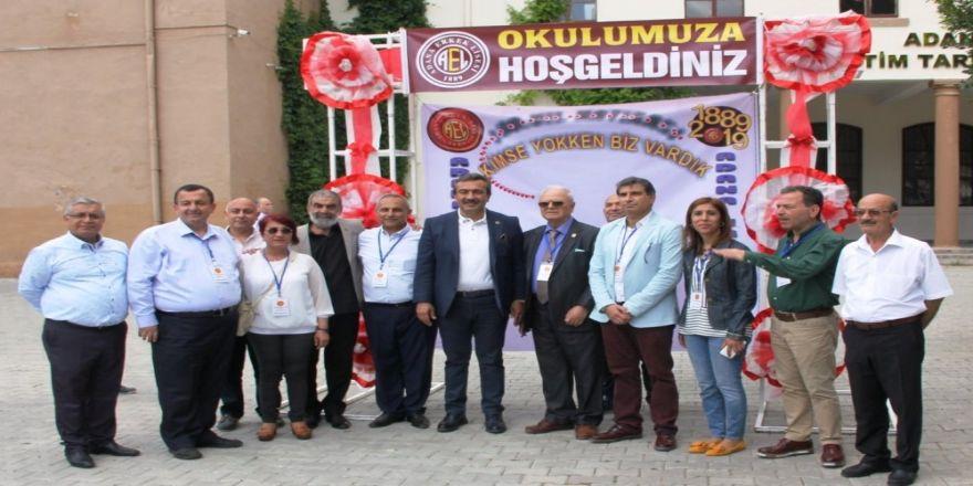 Adana Erkek Liseliler 130. Yılı Kutladı