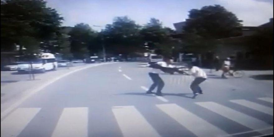 1 Kişinin Öldüğü Kavganın Görüntüleri Ortaya Çıktı