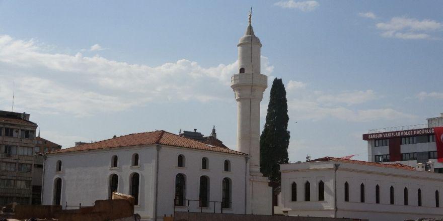 188 Yıllık Medrese Ve Camide Restorasyon Süreci Tamamlandı