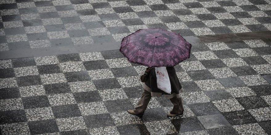 Yağmur geri geliyor