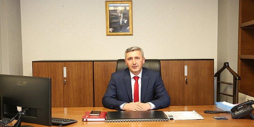 Turan, özel kalem müdürü oldu