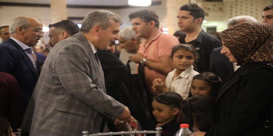 Şehit Yakınları İle Gaziler Ve Aileleri İftarda Buluştu