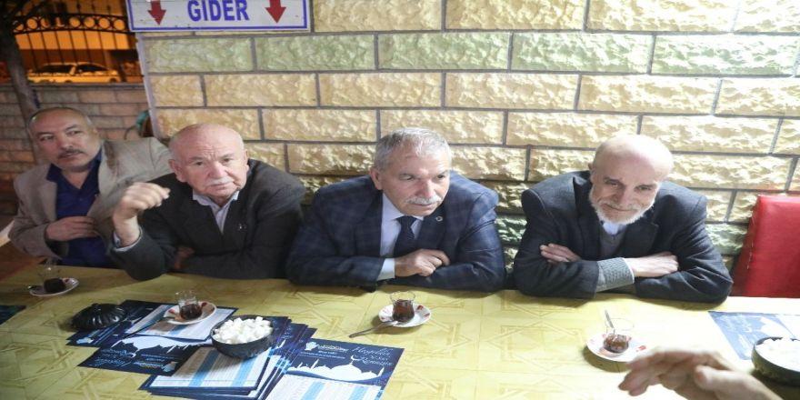 """Başkan Demirtaş: """"Ramazan Duygusunu Çocuklarımıza Da Yaşatalım"""""""