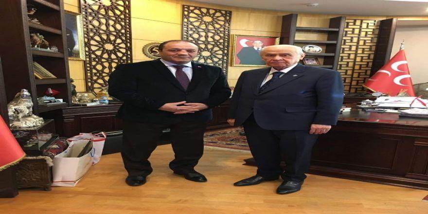 Mhp Erzurum İl Başkanı Karataş İstanbul Seçimlerinde Görevlendirildi
