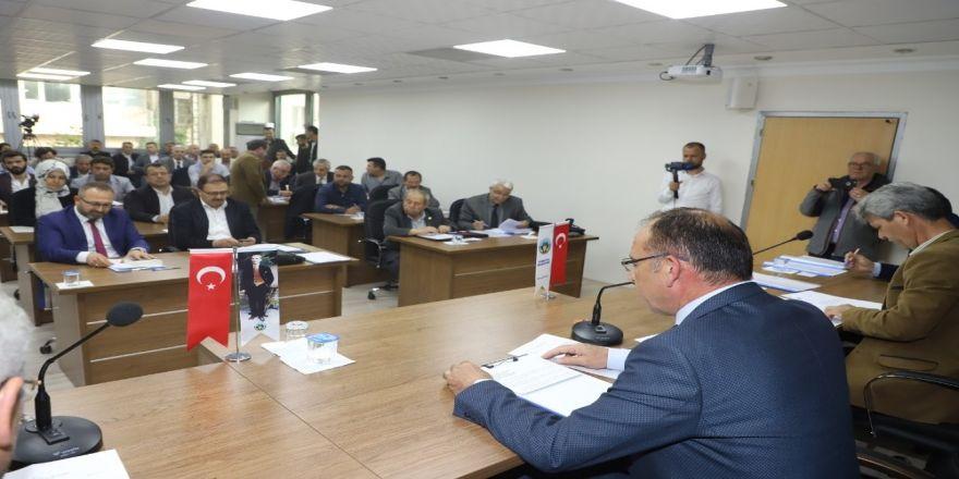 Turgutlu Belediyesi Meclis Toplantısı Yapıldı