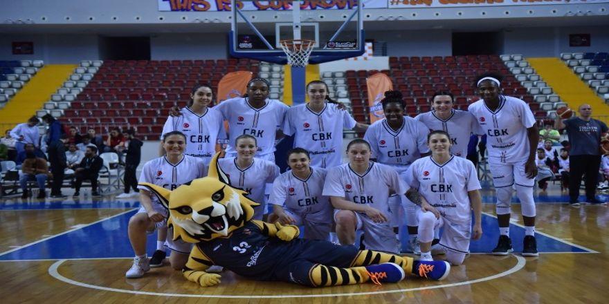 Çukurova Basketbol, Seride Durumu 2-0'a Getirmek İstiyor