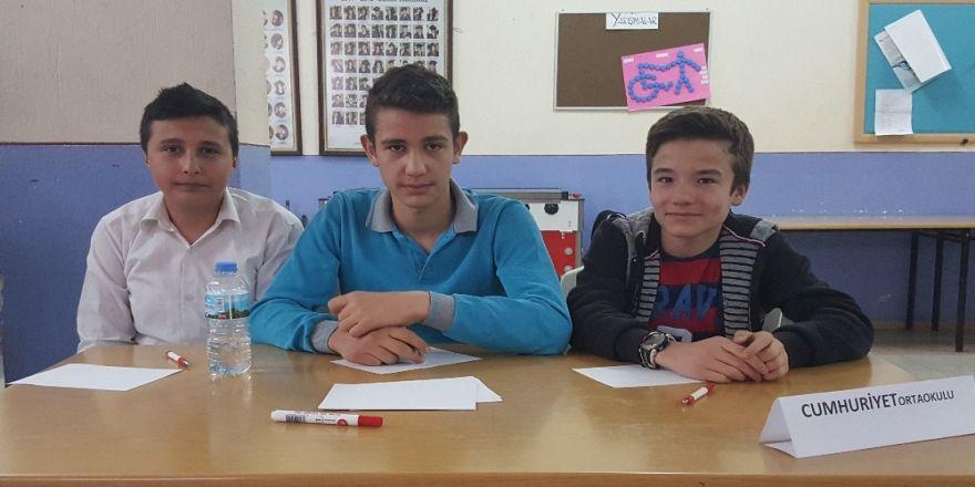 Nermin Altan Adına Matematik Bilgi Yarışması