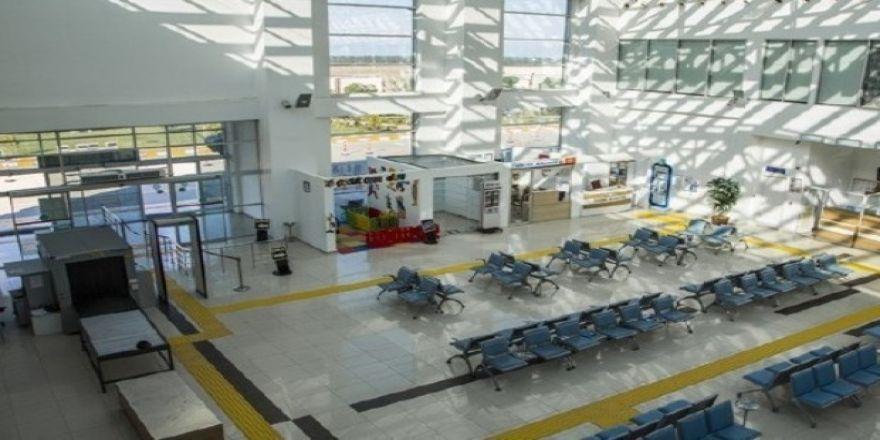 Iğdır Havalimanı Nisan Ayı İstatistikleri