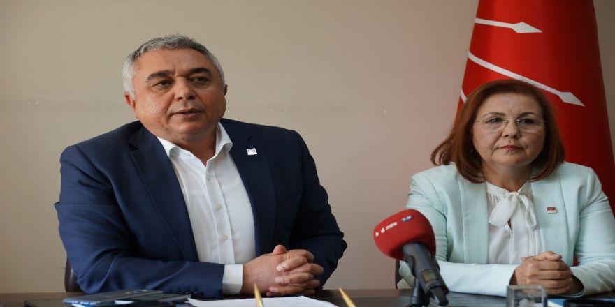 """Chp İl Başkanı Çankır, """"Hedefimiz 2023 Yılında Chp'nin Hükümet Mazbatasını Almasıdır"""""""