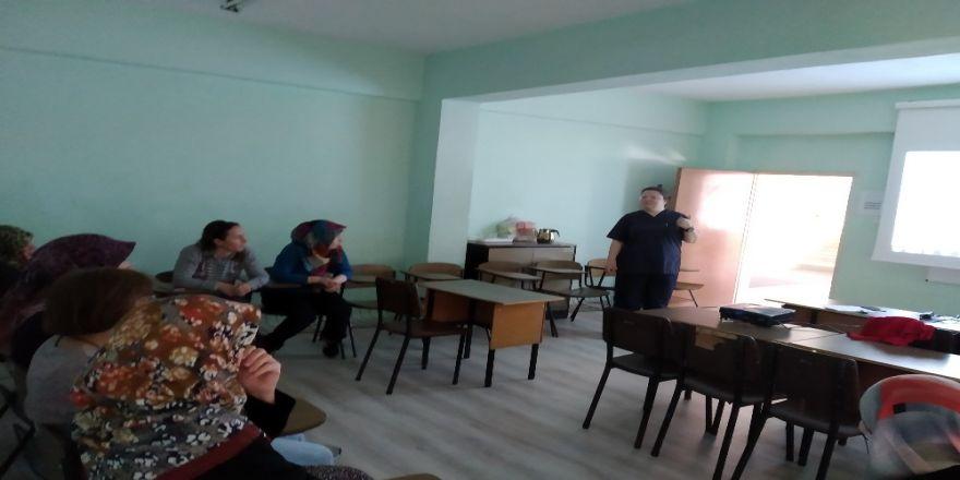 Pazaryeri'nde Kırım Kongo Eğitimi
