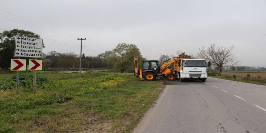 Adapazarı Belediyesi tarafından genel temizlik çalışmaları başladı