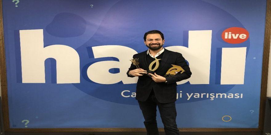 Hadi Bir Yılda 10 Ödül Kazandı