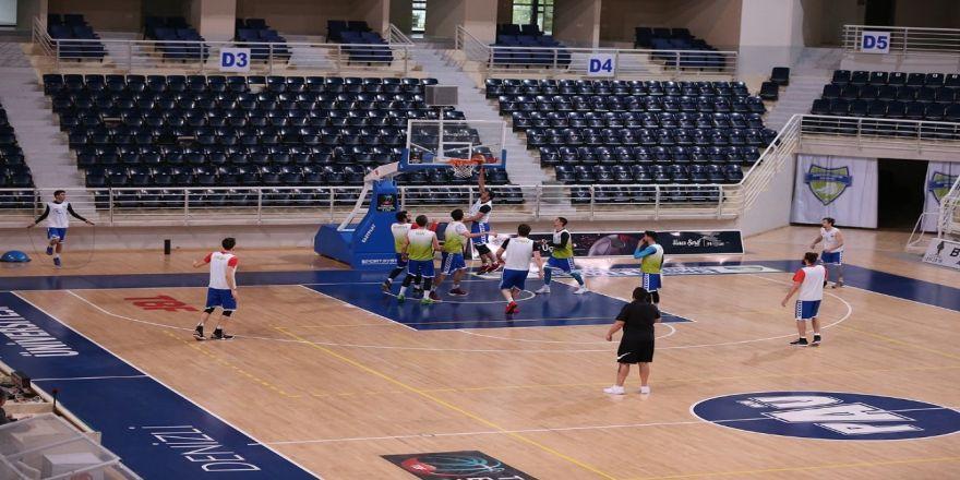 Denizli Basket'in Gözü Kupada