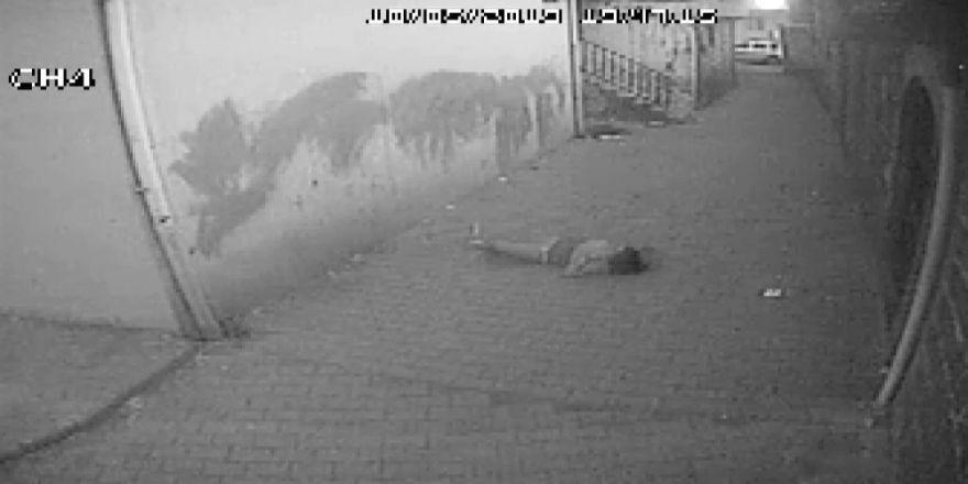 Genç Kız 3. Kattan Aşağıya Düştü