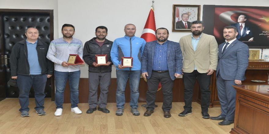 Türk Hava Kurumundan Kmü Öğrencilerine Yelkenkanat Uçuş Eğitimi