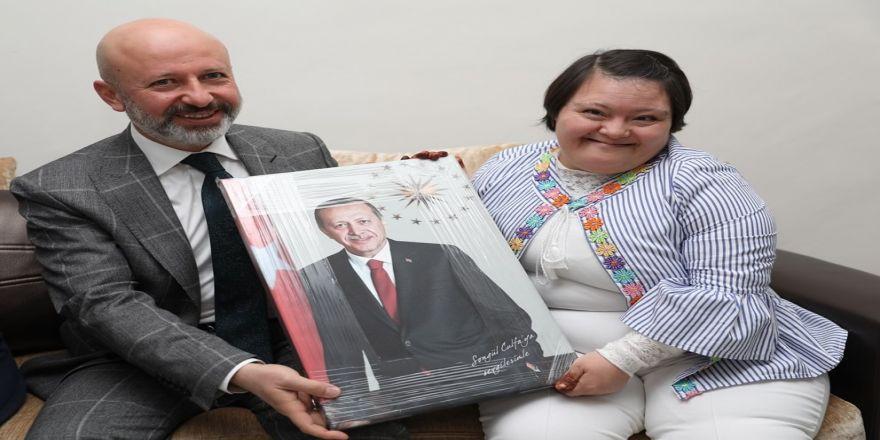 Başkan Çolakbayrakdar'dan Engelliler Haftası Mesajı