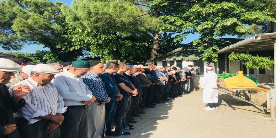 Gazeteci Akman'ın acı günü