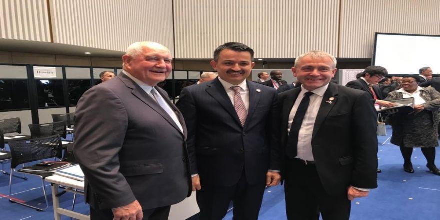 """Bakan Pakdemirli: """"Türkiye Tarımsal Ar-ge'ye En Fazla Yatırım Yapan 8. Ülke"""""""