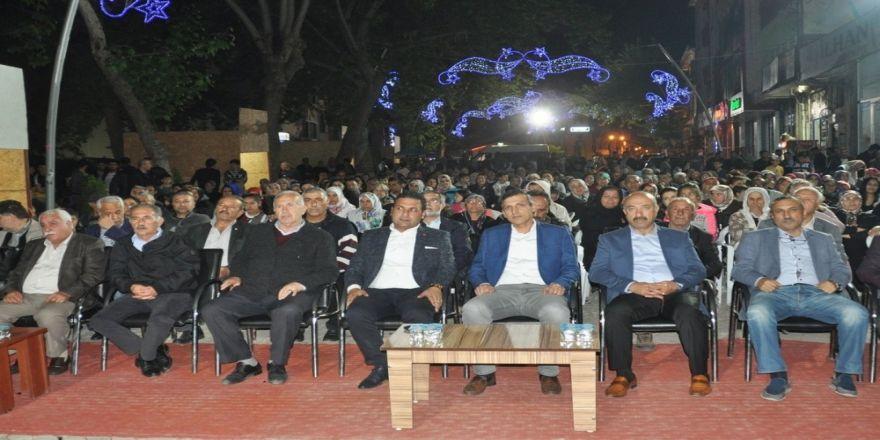 Gölbaşı İlçesinde Türk Tasavvuf Müziği Topluluğu Konseri Düzenlendi