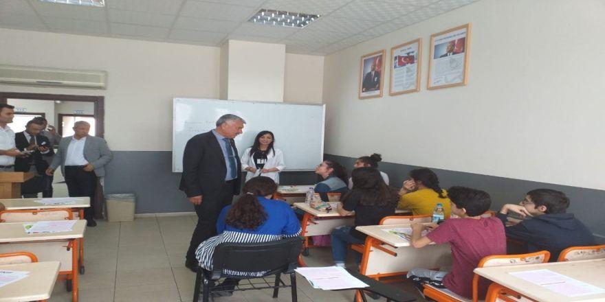 Lgs Deneme Sınavına 15 Bin Öğrenci Katıldı