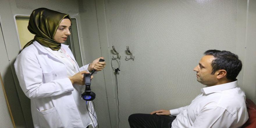 Siverek Devlet Hastanesinde Yenilikler Devam Ediyor