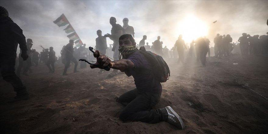 İran'dan Filistin'de referandum çağrısı