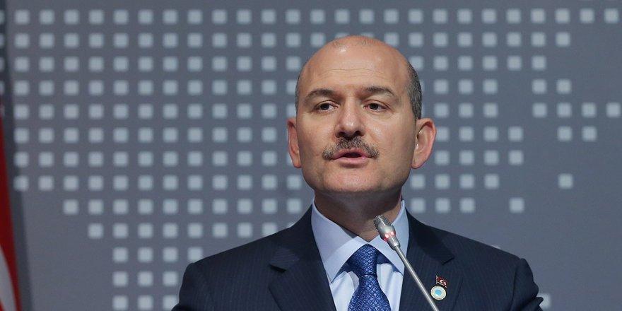 """İçişleri Bakanı Soylu: """"Bir Cümleye Ait Yasaklama Söz Konusu Değildir"""""""