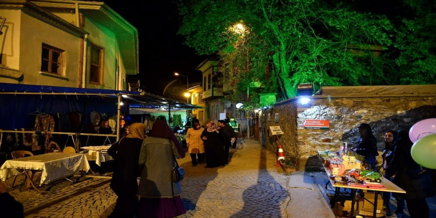 Isparta Belediyesi'nden Ramazan Sokağı Etkinlikleri