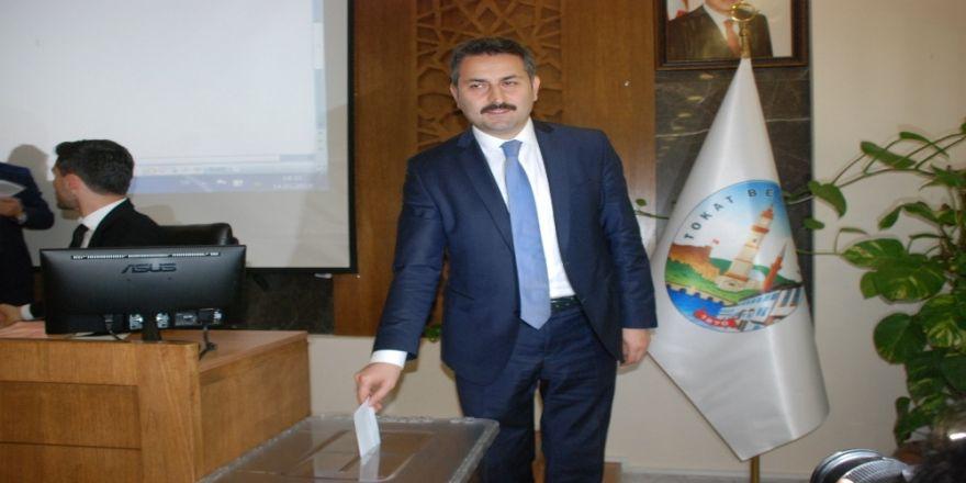 Tokat'ta Tbb Üyesi Seçimi Yapıldı
