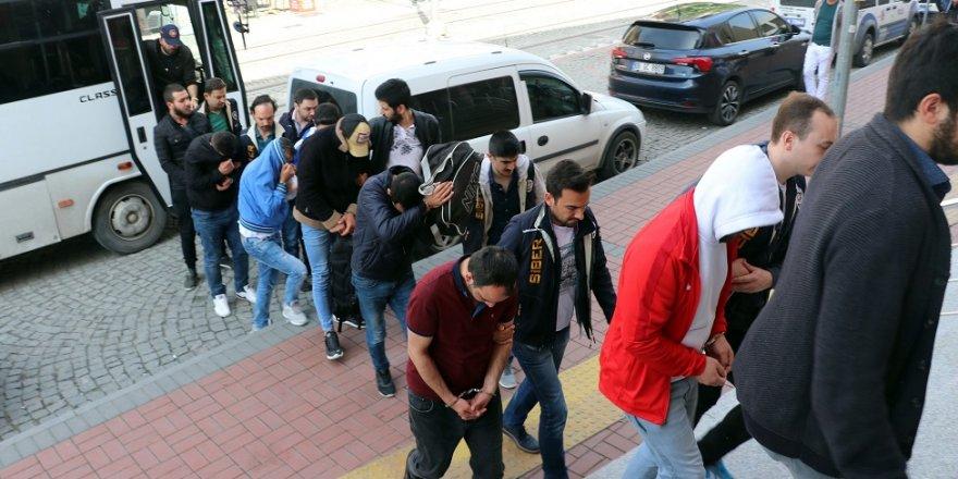 Bahis operasyonunda gözaltına alınanlar serbest kaldı
