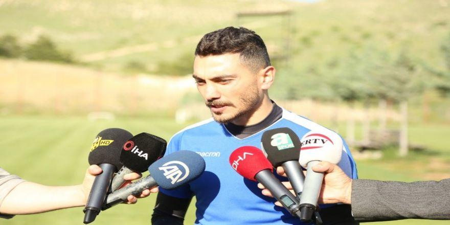 Evkur Yeni Malatyaspor'da Futbolcular Avrupa Hedefinde Kararlı