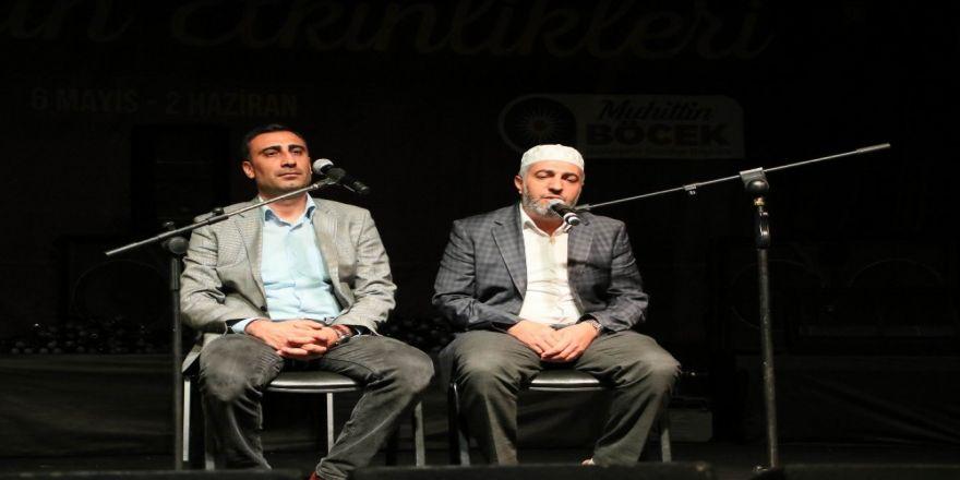Ramazan konserleri iki gün iptal edildi