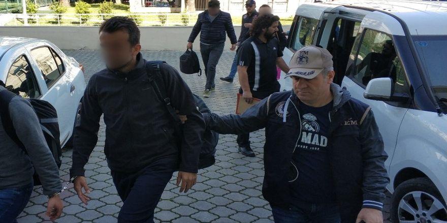 Samsun'da Fetö'nün Asker Yapılanmasında 1 Tutuklama, 5 Adli Kontrol