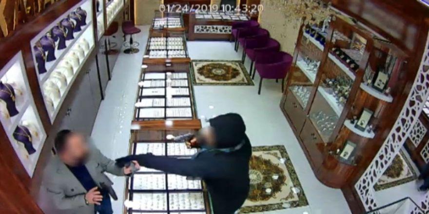 Gaspçılar Film Gibi Operasyonla Yakalandı